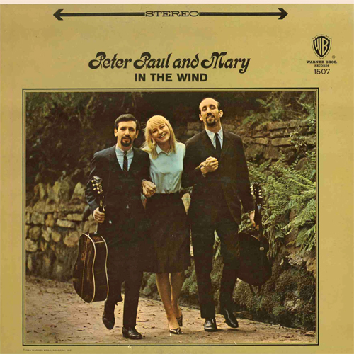 Peter, Paul And Mary In The Wind Low Numbered Limited Edition 180g 45rpm 2LP