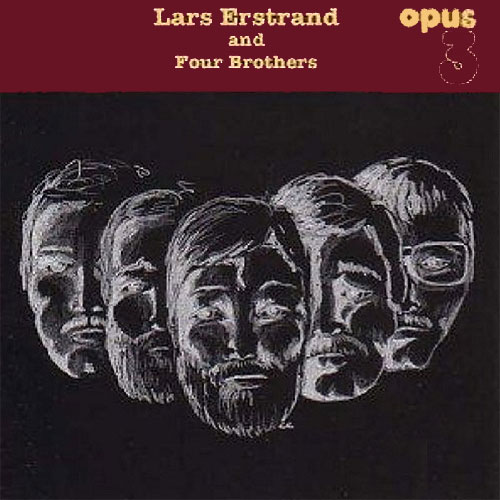 Lars Erstrand Lars Erstrand and Four Brothers Master Quality Reel To Reel Tape
