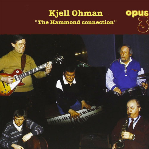 Kjell Ohman The Hammond Connection Master Quality Reel To Reel Tape