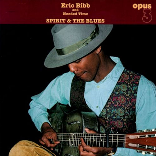 Eric Bibb & Needed Time Spirit & The Blues Master Quality Reel To Reel Tape