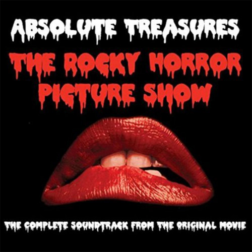 The Rocky Horror Picture Show Soundtrack - Absolute Treasures 2LP (Red Vinyl)