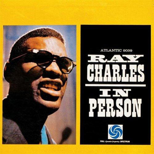 Ray Charles In Person 180g LP