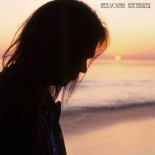 Neil Young Hitchhiker LP