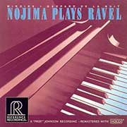 Minoru Nojima Nojima Plays Ravel HDCD