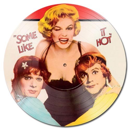 Some Like It Hot Soundtrack LP (Picture Disc)