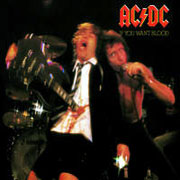 AC/DC If You Want Blood You've Got It 180g LP