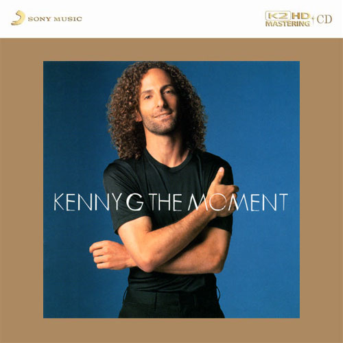 Kenny G The Moment K2 HD Import CD