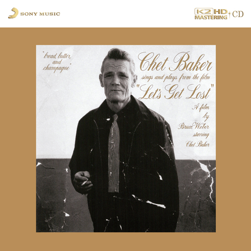 Chet Baker Sings And Plays From The Film Let's Get Lost Numbered Limited Edition K2 HD Import CD