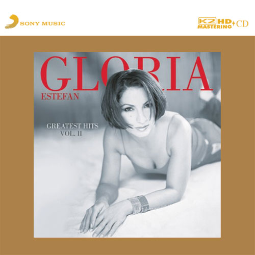 Gloria Estefan Greatest Hits Vol. II Numbered Limited Edition K2 HD Import CD