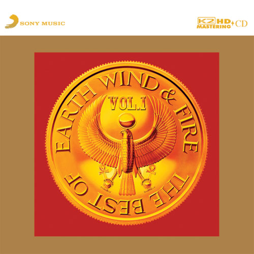 Earth, Wind & Fire The Best Of Earth, Wind & Fire Vol. I Numbered Limited Edition K2 HD Import CD