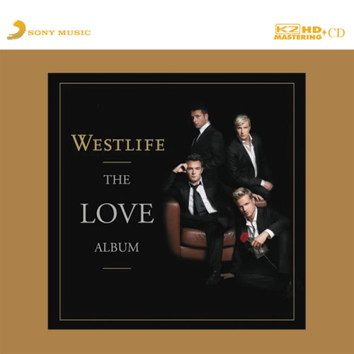 Westlife The Love Album Numbered Limited Edition K2 HD Import CD