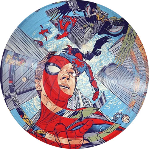 Michael Giacchino Spider-Man: Homecoming Soundtrack Highlights LP (Picture Disc)