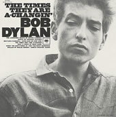 Bob Dylan The Times They Are A-Changin' 180g Mono LP