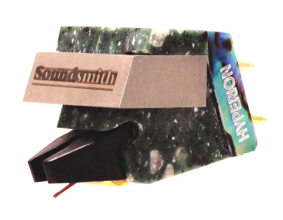 Soundsmith Hyperion MI Cartridge 0.3mV (CL Stylus, Low Compliance)