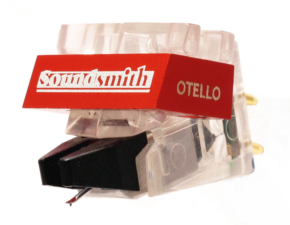 Soundsmith Otello MI Cartridge 2.12mV (Medium Compliance)