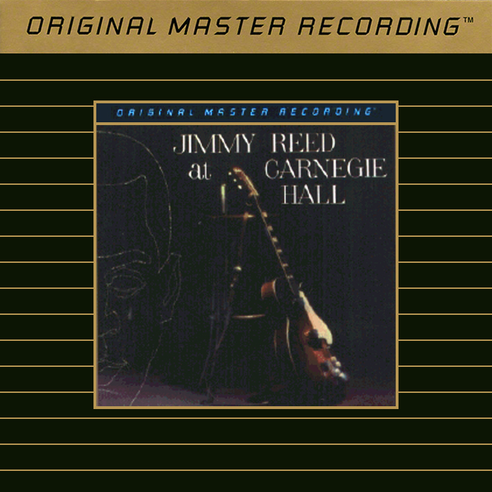 Jimmy Reed At Carnegie Hall Gold CD