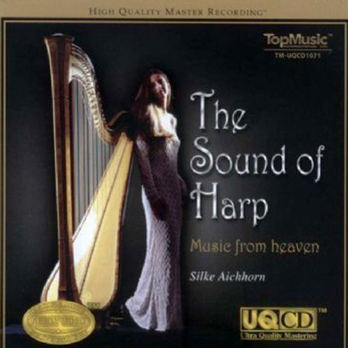 Silke Aichhorn The Sound Of Harp Music From Heaven Alloy Gold UQCD