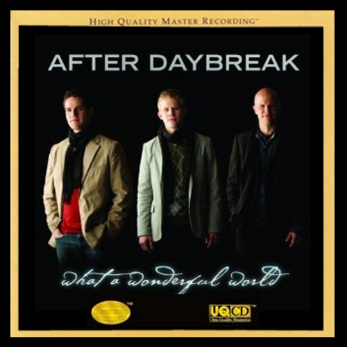 After Daybreak What A Wonderful World Alloy Gold UQCD