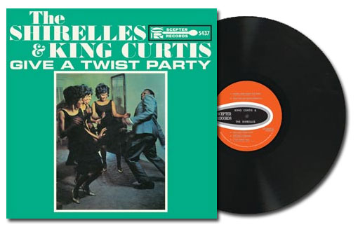 The Shirelles & King Curtis Give A Twist Party 180g LP