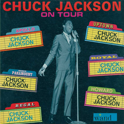 Chuck Jackson On Tour 180g LP
