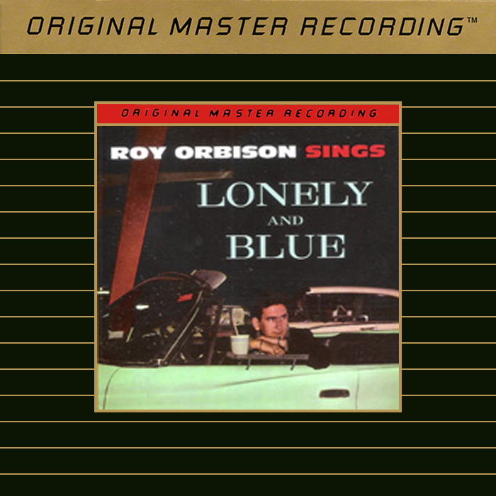 Roy Orbison Roy Orbison Sings Lonely And Blue Gold CD
