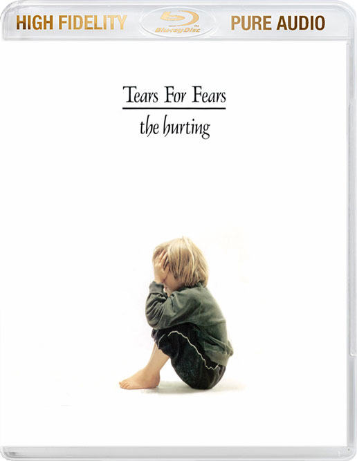 Tears For Fears The Hurting Blu-Ray Pure Audio Disc