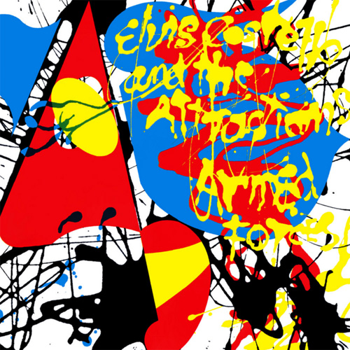 """Elvis Costello & The Attractions Armed Forces 180g LP & 7"""" Vinyl EP"""