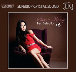 Susan Wong Best Selection 16 Numbered Limited Edition Japanese Import UHQCD