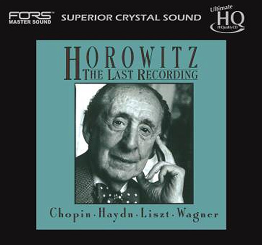 Horowitz The Last Recording Numbered Limited Edition Japanese Import UHQCD
