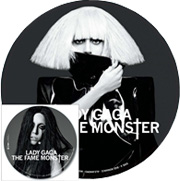 Lady Gaga The Fame Monster LP (Picture Disc)