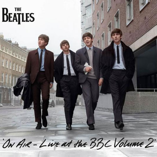 The Beatles On Air - Live At The BBC Volume 2 180g 3LP