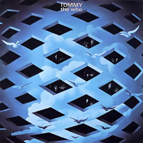 The Who Tommy 180g 2LP