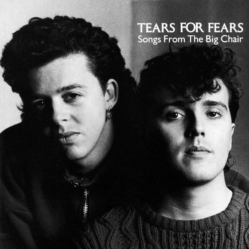 Tears For Fears Songs from the Big Chair 180g LP