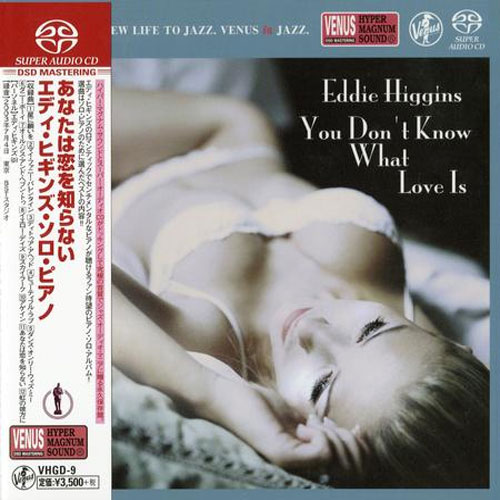Eddie Higgins You Don't Know What Love Is Single-Layer Stereo Japanese Import SACD