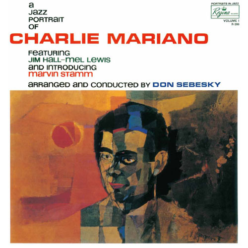 A Jazz Portrait of Charlie Mariano 180g LP