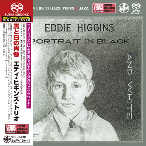 The Eddie Higgins Trio Portrait In Black And White Single-Layer Stereo Japanese Import SACD