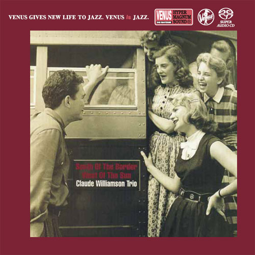 The Claude Williamson Trio South Of The Border West Of The Sun Stereo Japanese Import SACD