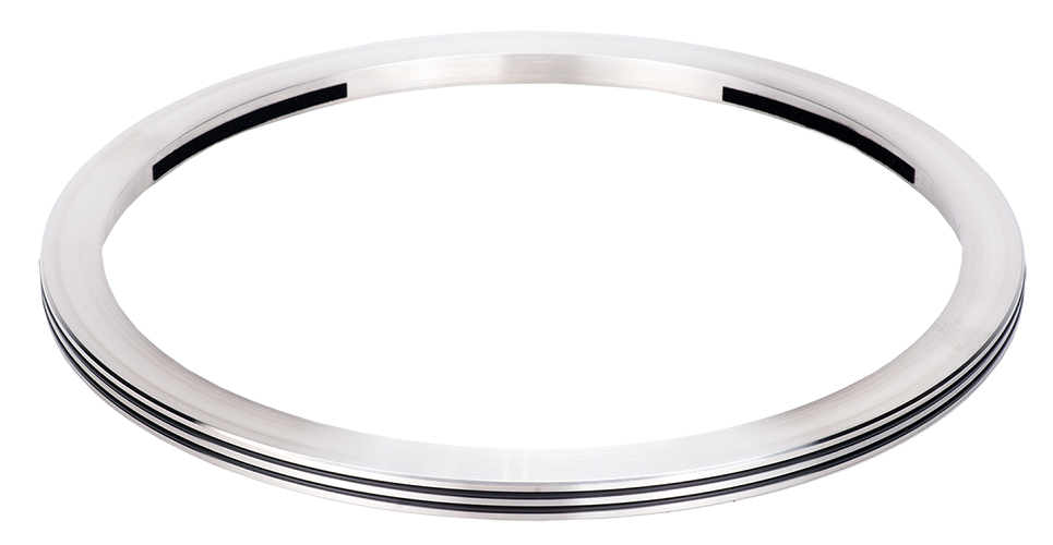 VPI Stainless Steel Outer Periphery Ring Clamp