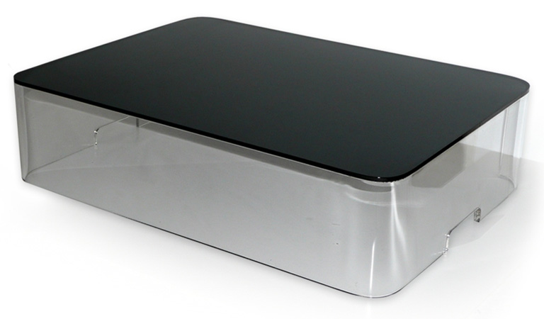 Gingko Audio VPI Super Scoutmaster Turntable Plinth Top ClaraVu Dust Cover