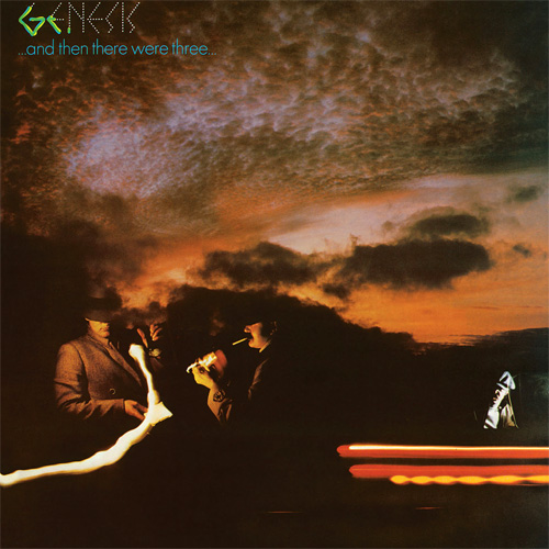 Genesis ...And Then There Were Three... 180g LP