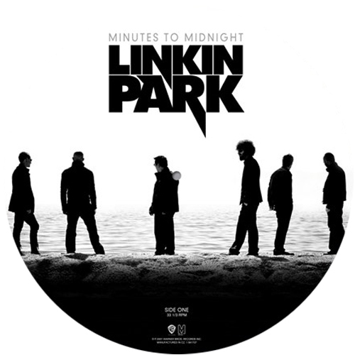 Linkin Park Minutes To Midnight LP (Picture Disc)