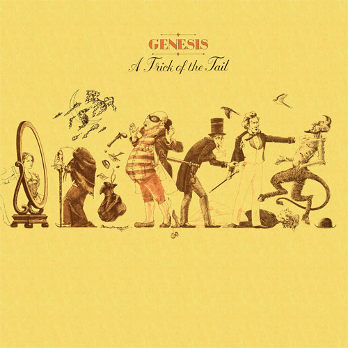 Genesis A Trick of the Tail 180g LP