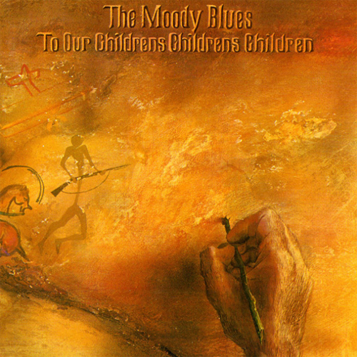 The Moody Blues To Our Children's Children 180g LP