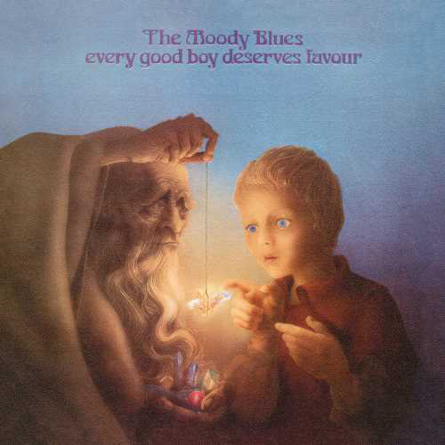The Moody Blues Every Good Boy Deserves Favour 180g LP
