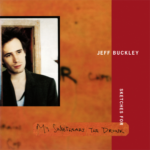 Jeff Buckley Sketches For My Sweetheart The Drunk 3LP