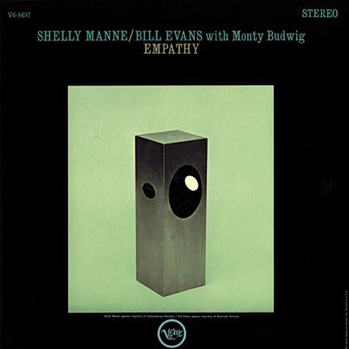 Shelly Manne & Bill Evans With Monty Budwig Empathy 200g 45rpm LP