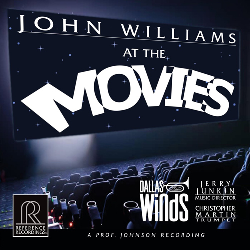 The Dallas Winds John Williams At The Movies Hybrid Stereo SACD
