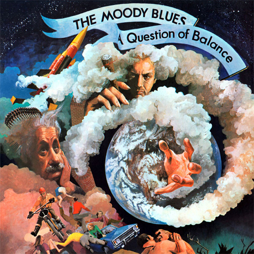 The Moody Blues A Question Of Balance 180g LP