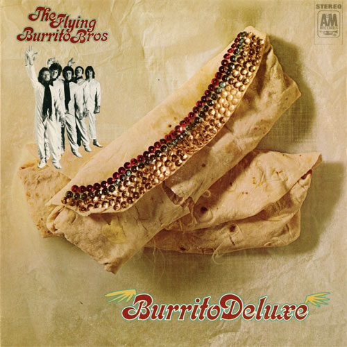 The Flying Burrito Brothers Burrito Deluxe Hybrid Stereo SACD