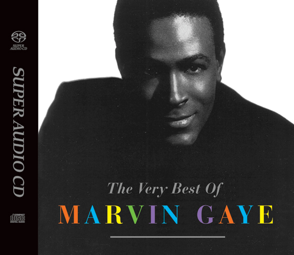 Marvin Gaye The Very Best of Marvin Gaye Numbered Limited Edition Hybrid Stereo Japanese Import SACD